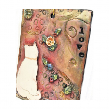 Clay Art Object